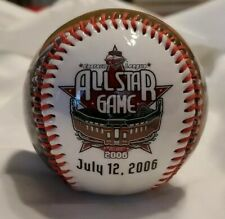 Altoona Curve Pittsburgh Pirate Eastern League All-Star Game Souvenir Ball 2006
