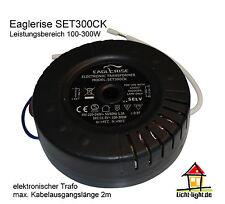 Eaglerise SET300CK Halogen Trafo 12V 300 Watt (VA) rund - Durchmesser 118,5 mm