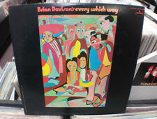 BRIAN DAVISON'S EVERY WHICH WAY (1970) LP Promo Prog Psych Mercury