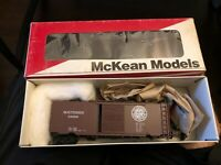 "McKeon Model HO scale 40"" in box train Southern 23006"
