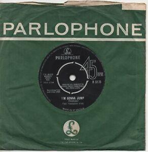 "THE TOGGERY FIVE i'm gonna jump*bye bye bird 1964 UK R&B*MOD*BEAT 7"" 45"