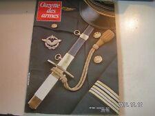 **b Gazette des armes n°105 L'Arc de cavalerie / Poignard de l'armée de l'air