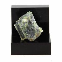 Serpentine + Magnetite. 27.3 Ct. Estrie, Quebec, Canada