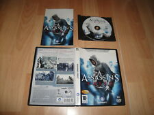 ASSASSIN'S CREED DIRECTOR'S CUT EDITION DE UBISOFT PARA PC USADO COMPLETO