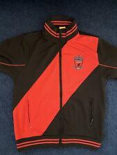 Liverpool Football Club Mens Retro Track Top Jacket