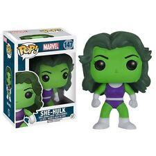 She-Hulk Pop! Vinyl Figure FUNKO New!