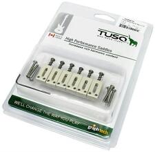 "Graph Tech TUSQ Saddles for Strat & Tele 2 3/16"" spacing. PQ-8000-F0 Graphtech"
