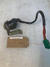 1980 Suzuki DR400 DR SP 370 400 S ignition switch, lock and bracket. No key!