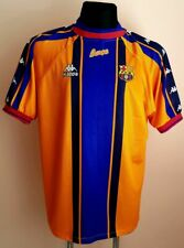 BARCELONA FC 1996 1997 AWAY SPAIN FOOTBALL SHIRT JERSEY CAMISETA KAPPA X LARGE