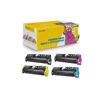 Set Compatible C9700A - C9703A Toner Cartridge For HP Color LaserJet 4500 4500n