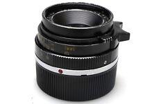 Leica summicron 35mm 1:2 F. Leica M