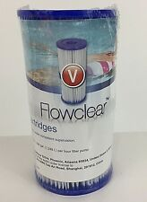 Bestway Flowclear Type V 330 Gph 2 pack Replacement Filter Cartridge   58168