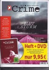 Stern - Crime Nr. 14 Zeitschrift mit DVD Menories Of Murder