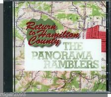 The Panorama Ramblers - Return to Hamilton County - New 1995 Benson Country CD!