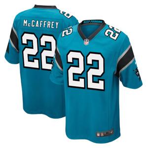 Carolina Panthers Jersey Nike Men's NFL Alt Jersey - McCaffrey 22 - New