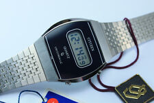 Vintage Citizen Crystron LCD  'Ultra Slim'  LC, New Old Stock NOS, Japan 1978