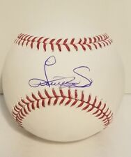 Luis Severino Signed NY Yankees Rawlings Official MLB Baseball MLB Authenticated