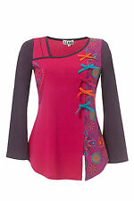 Cotton Blend Casual Other Women's Tops