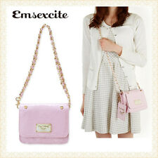 """Sanrio My Melody """" Emsexcite Collaboration """"  Shoulder bag with Pass Case"""