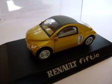 Voiture 1/43 RENAULT altaya / norev concept car : FIFTIE