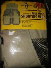 Bob Allen Outdoor Connection Mesh Trap Skeet Shooting Vest - L/XL