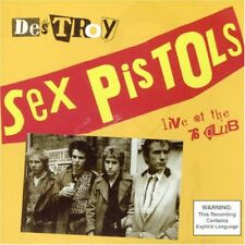 New: Sex Pistols: Destroy Import Audio CD