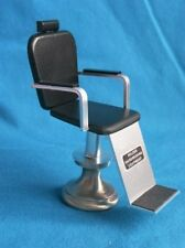 DOLLS HOUSE MINIATURE BARBER SHOP CHAIR 1/12TH SCALE