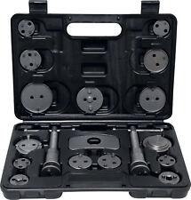 Coffret kit repousse piston étrier de frein 18 pièces outil plaquette freinage