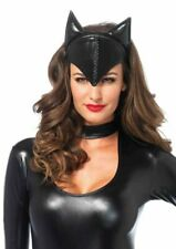 Leg Avenue Feline Femme Fatale Cat Woman Mask Halloween Costume Accessory A1048