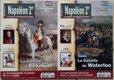 Lot 2 revues NAPOLEON 1er - Magazine du Consulat et de l'Empire. N° 27 et 28.