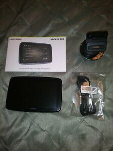 """TomTom Trucker 620 With Wi-fi 6"""" Truck GPS Navigation System *BRAND NEW IN BOX*"""