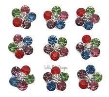 Pulseras de bisutería color principal multicolor de aleación