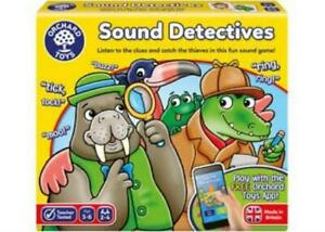 Sound Detectives Listening Game Orchard Toys OC078N