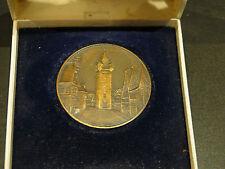 Kupfer Medaillie 7. europeade 1970 in Herzogenaurach 1970 im Etui