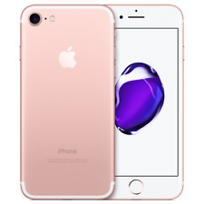 APPLE IPHONE 7 32 GO ROSE GOLD GARANTIE DE 12 MOIS REMIS À NEUF