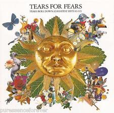 TEARS FOR FEARS - Tears Roll Down (Greatest Hits 82-92) (UK 12 Tk CD Album)