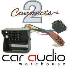 Connects2 BMW Z3 Upto 05 Car Stereo Radio ISO Harness Adaptor Wiring