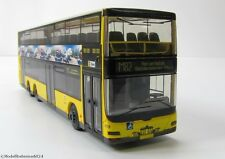 Rietze 67329 BVG MAN Lions City DL m82 alleato-Museo scala 1:87 - SCATOLA ORIGINALE