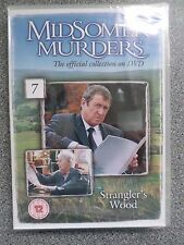 MIDSOMER MURDERS - No.7 STRANGLERS WOOD - DVD - (NEW & SEALED)