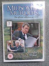 MIDSOMER MURDERS - No.7 STRANGLERS WOOD - DVD - (NEW & SEALED)