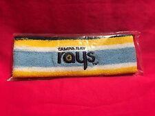 Tampa Bay Rays Retro Sweatband Headband New SGA 6/27/15