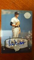 2004 Don Gullett Auto  SP #151 UD Timeless Teams   Short Print  !