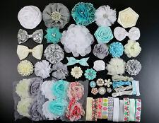 Birthday DIY kits,Baby Shower Station,Headband,hair bow kits,Party Supply S24