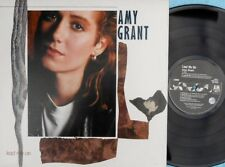 Amy Grant ORIG OZ Promo LP Lead me on NM '88 A&M L38899 Pop Rock Gospel