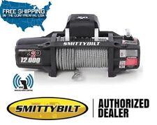 Smittybilt X2O GEN2 12,000 lb. Wireless Waterproof Winch Universal 97512