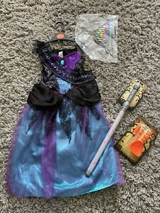 Girls Halloween Princess Costume with accessories