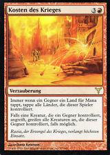War's Toll / Kosten des Krieges - Dissension - Magic - NM - DE