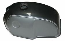 Bmw R100s R100cs R100rs R100rt Black Grey Painted Petrol Tank CAD
