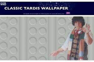 Classic TARDIS wallpaper 'Roundels'