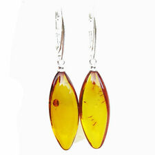 Leverback Natural Fine Earrings